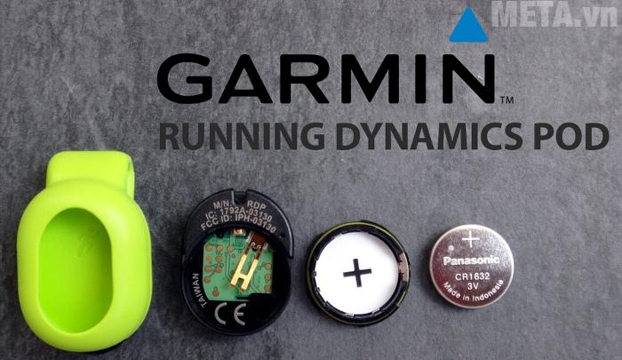 Running Dynamic Pod có trọng lượng nhẹ chỉ 12g