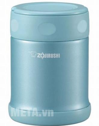 Bình đựng thức ăn Zojirushi SW-EAE50 có màu xanh ngọc đẹp mắt