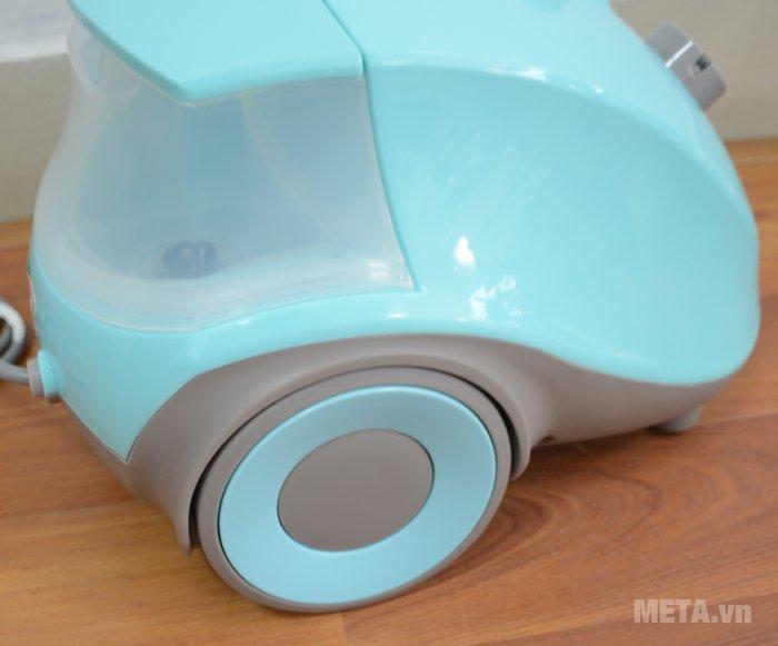 Bàn là hơi nước dạng đứng Sunhouse SHD2102 có bánh xe di chuyển dễ dàng