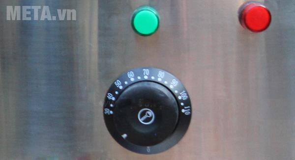 Nồi nấu phở đa năng NP100 cài đặt được nhiệt độ