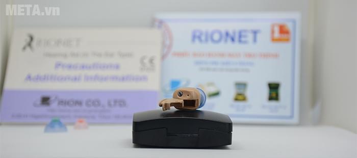 Máy trợ thính kỹ thuật số Rionet HM-06 với những thiết kế nhỏ gọn tinh xảo