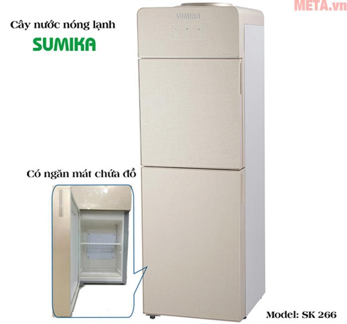 Cây nước nóng lạnh Sumika SK 266 có cánh cửa chống bụi