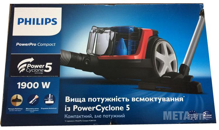 Hộp đựng máy hút bụi Philips FC9351
