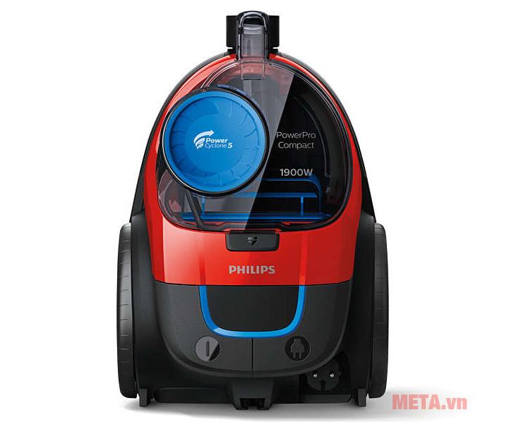 Máy hút bụi Philips FC9351 sử dụng công nghệ lọc HEPA hiện đại