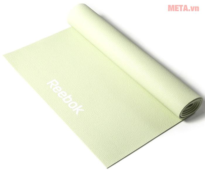 Thảm Yoga Reebok 2 mặt RAYG-11030ST có chất liệu cao cấp