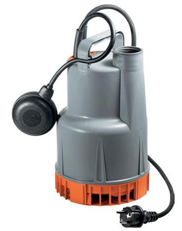 Máy bơm chìm nước thải Pentax DP 80 G có thể đặt máy ở độ sâu tới 5m