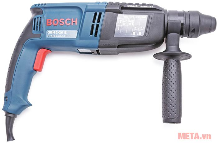Máy khoan búa Bosch GBH 2-26E dành cho gia đình
