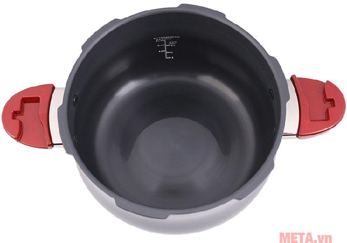 Nồi áp suất nhôm PoongNyun JSPC-20CV vệ sinh dễ dàng