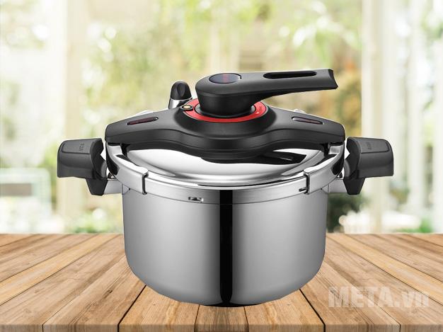 Nồi áp suất cơ PoongNyun VTGPC-10 dùng được trên nhiều loại bếp