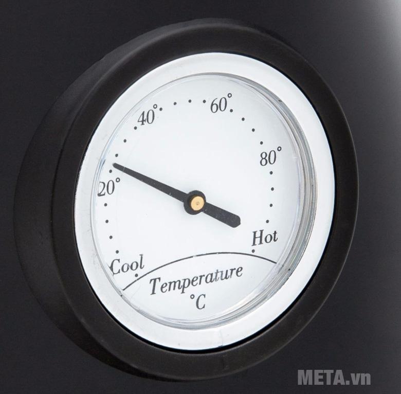 Đồng hồ của ấm siêu tốc Kuchenzimmer 3000235