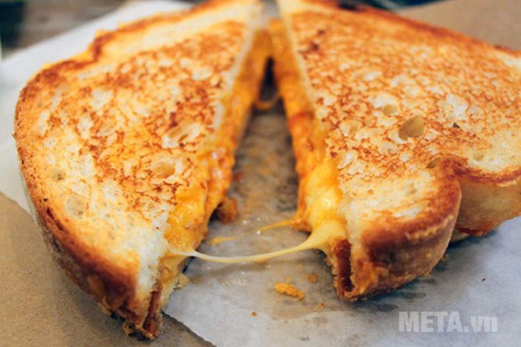 Máy nướng bánh mì Kuchenzimmer 3000488 cho bữa sáng thêm hấp dẫn
