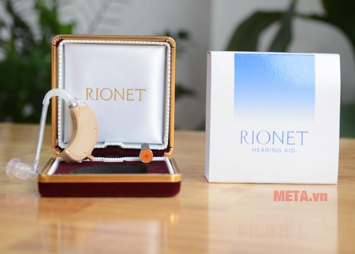Hình ảnh bộ máy trợ thính Rionet - Mỹ