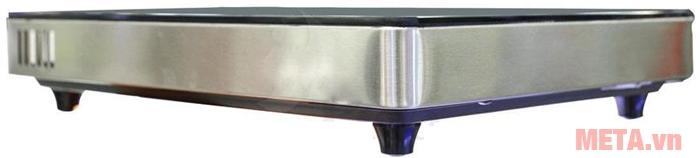 Bếp hồng ngoại đơn Faber FB-EF2 có bề mặt bếp bằng kính