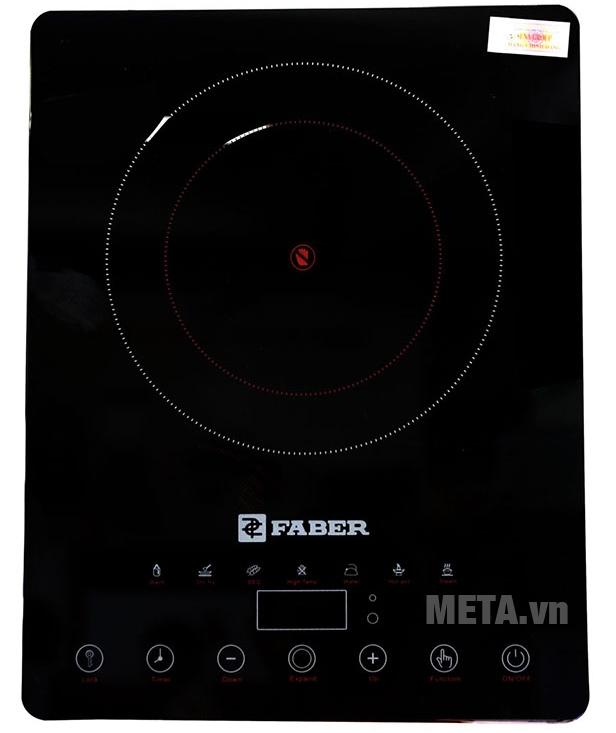 Bếp hồng ngoại đơn Faber FB-EF2 màu đen