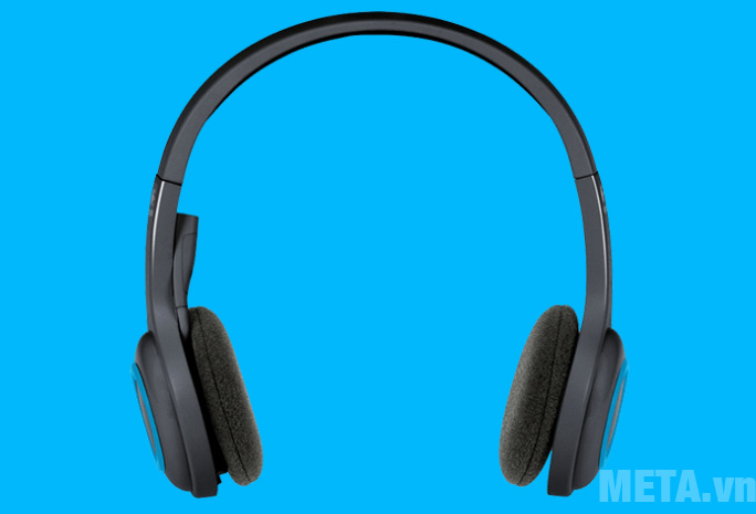 Tai nghe không dây Logitech H600 có thiết kế hiện đại