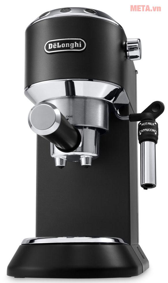 Máy pha cà phê Delonghi EC685.BK có thiết kế tiện lợi