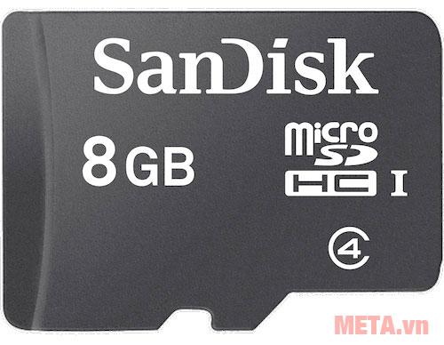Thẻ nhớ 8G SanDisk micro SDHC 48MB/s SDSDQM-008G-B35