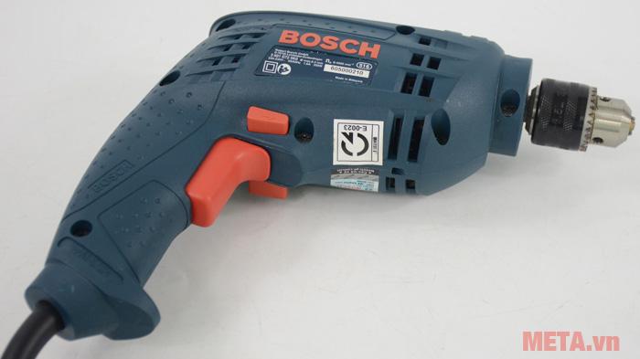 Máy khoan Bosch GBM 6 RE nhỏ gọn nhưng mạnh mẽ