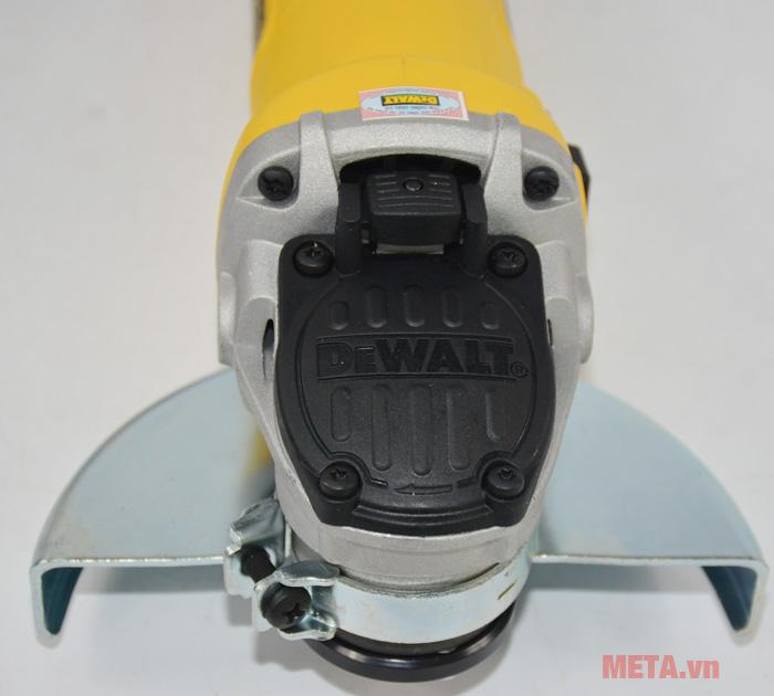 Máy mài góc DeWalt DWE8110S có đầu máy làm bằng hợp kim