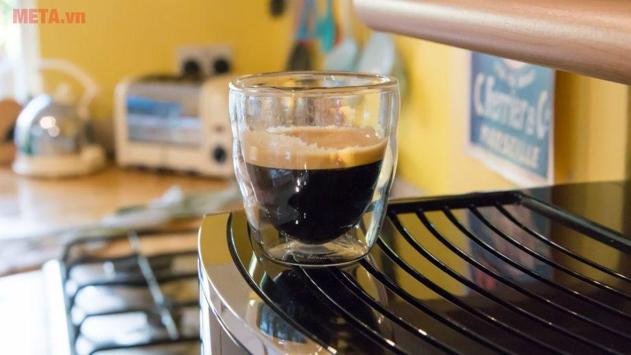 Máy pha cà phê Melitta Caffeo Barista TS giúp pha nhiều cà phê