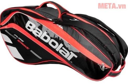 Túi tennis Babolat RH X9 pure strike 751094 đảm bảo sự thoải mái khi đeo lên
