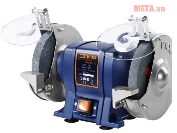 Hình ảnh về máy mài 2 đá  Maxpro MPBBG150