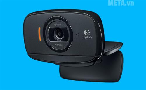 HD C525 cho bạn sử dụng với góc quay 69 độ