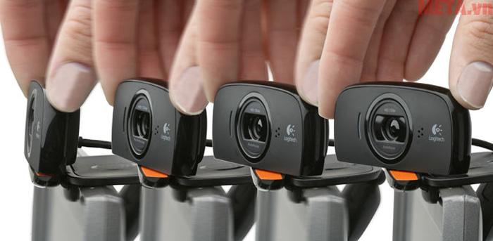 Hình ảnh Webcam Logitech HD C525