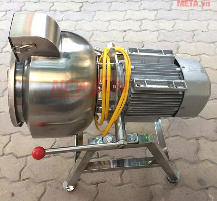 Máy xay giò chả Mini 3kg có khả năng xay từ 1 - 3kg một mẻ