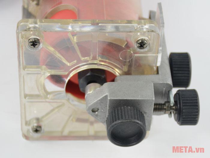Máy soi gỗ FEG EG-306 có đầu máy bằng hợp kim thép