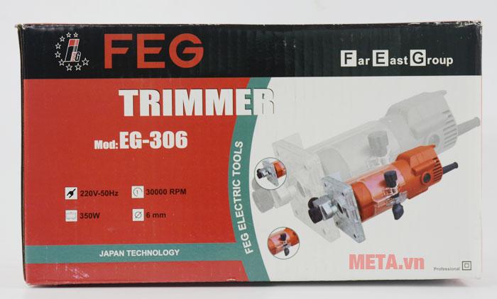 Hộp đựng của máy soi gỗ FEG EG-306