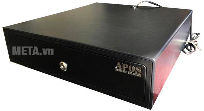 Ngăn kéo đựng tiền APOS-330 cho phép khóa với 2 chế độ