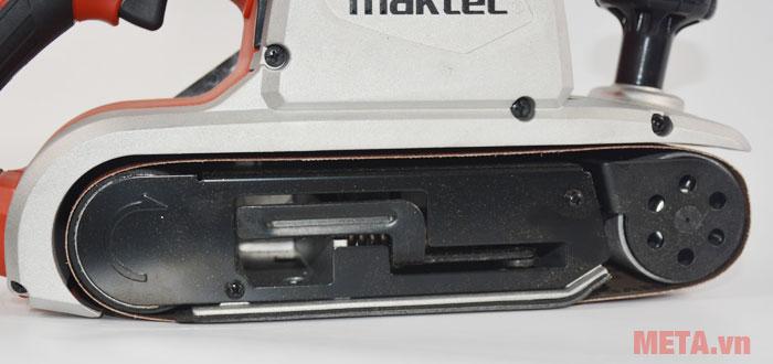 Máy chà nhám băng Maktec MT941 kèm giấy nhám