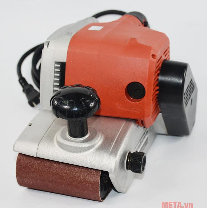 Máy chà nhám băng Maktec MT941 nhỏ gọn, dễ thao tác
