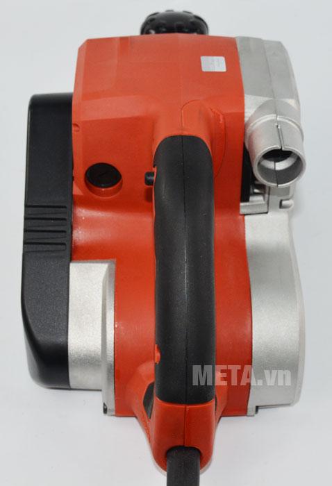 Máy chà nhám băng Maktec MT941 bọc cao su ở tay cầm