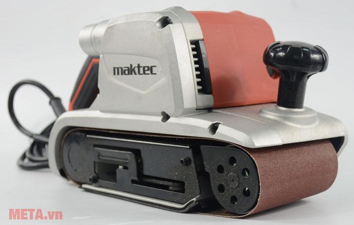 Máy chà nhám băng Maktec MT941 có kết cấu máy chắc chắn