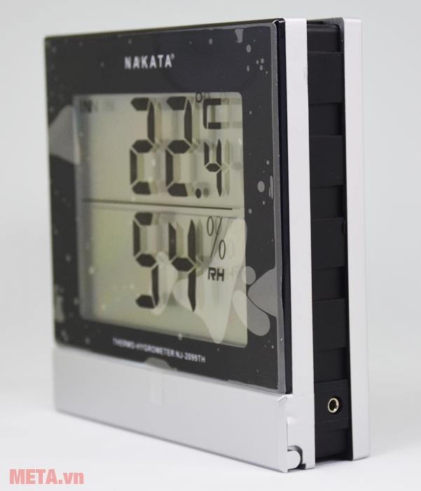 Nhiệt ẩm kế Nakata NJ-2099-TH cho gia đình