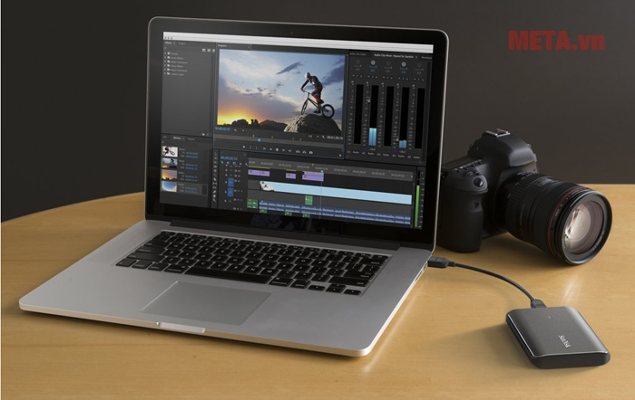 Kết nối nhanh và dễ dàng với cổng USB USB 3.1 Gen 2
