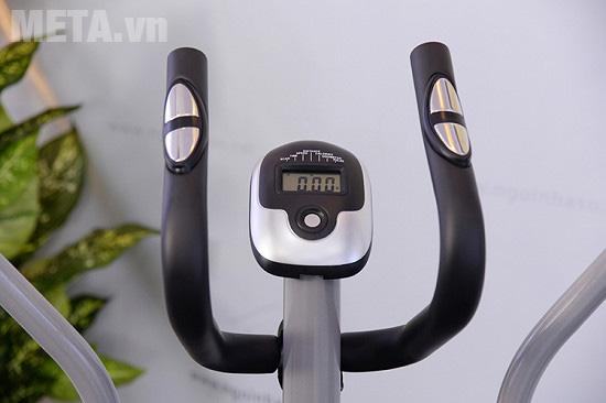 Tay cầm cảm biến nhịp tim của xe đạp tập thể dục Air Bike AB-05