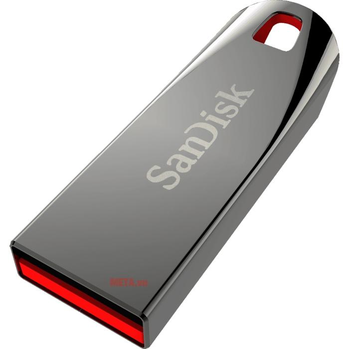 Hình ảnh USB 2.0 SanDisk Cruzer Force CZ71 16GB (SDCZ71-016G-B35)