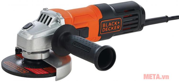 Máy mài góc Black & Decker G650 có màu sắc nổi bật