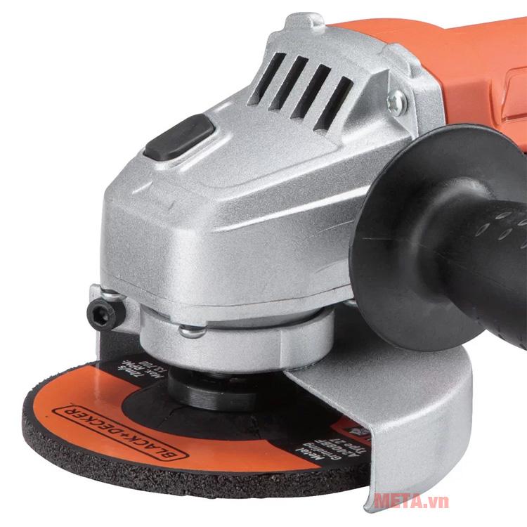 Lưỡi máy mài góc Black & Decker G650 có đường kính 100mm