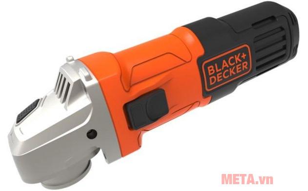 Thân máy mài góc Black & Decker G650 chắc chắn, bền bỉ