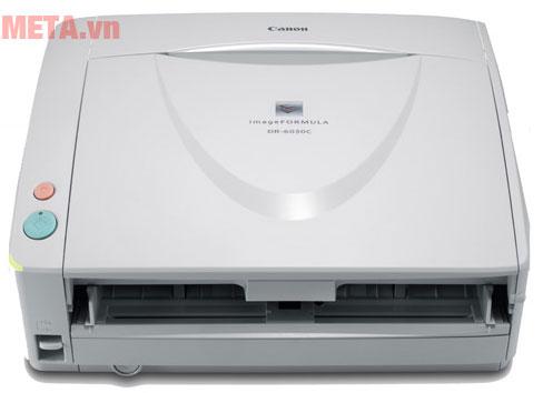 Máy quét tốc độ cao Canon DR-6030C có chế độ quét 1 mặt và 2 mặt