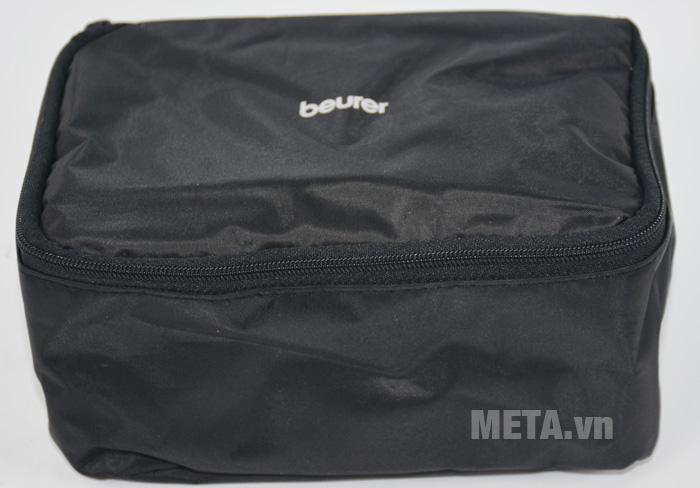 Máy đo huyết áp bắp tay Beurer BM47 thiết kế túi vải có khóa