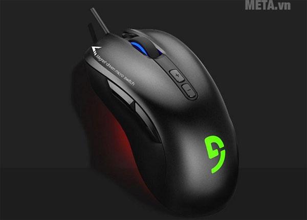 Hình ảnh chuột game Fuhlen G90