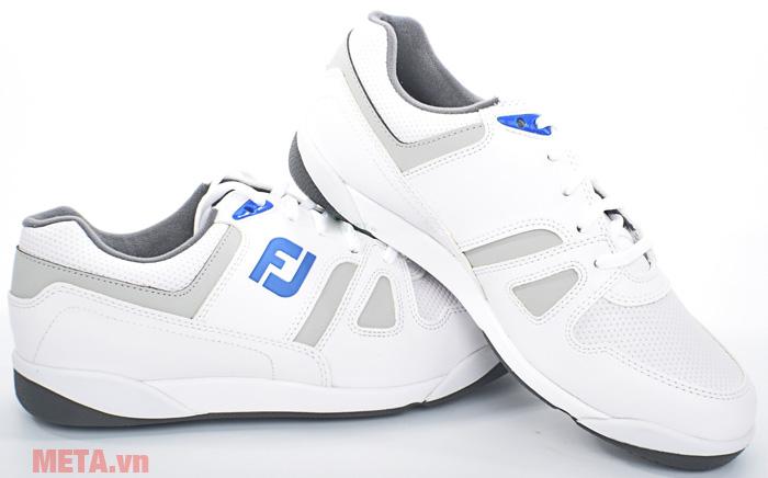 Giày golf nam FootJoy Greenjoy Spikeless 45166 có kiểu dáng thể thao