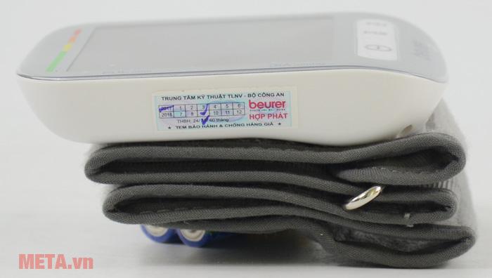 Máy đo huyết áp cổ tay Beurer BC50 là hàng chính hãng
