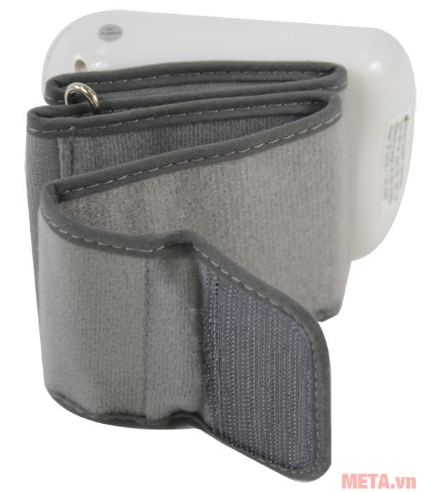 Máy đo huyết áp cổ tay Beurer BC50 có vòng bít may bằng vải