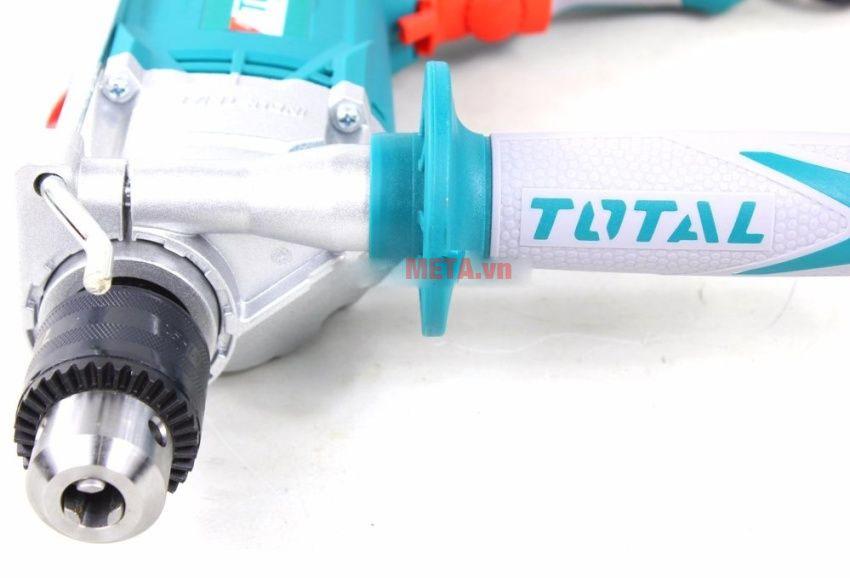 Máy khoan búa Total TG111136 dễ sử dụng